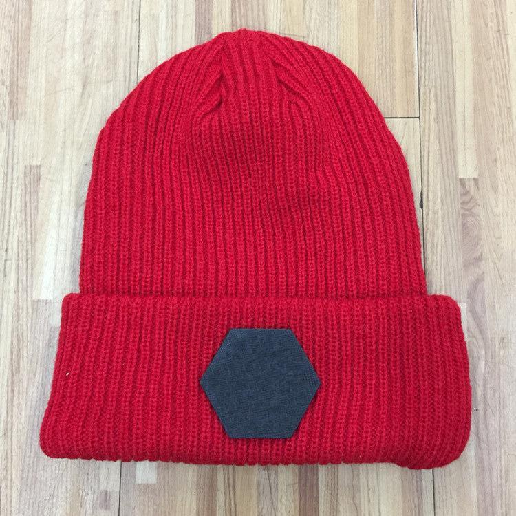 Hot Luxury Brand Beanies Autumn Winter Men And Women Hip Hop Hats