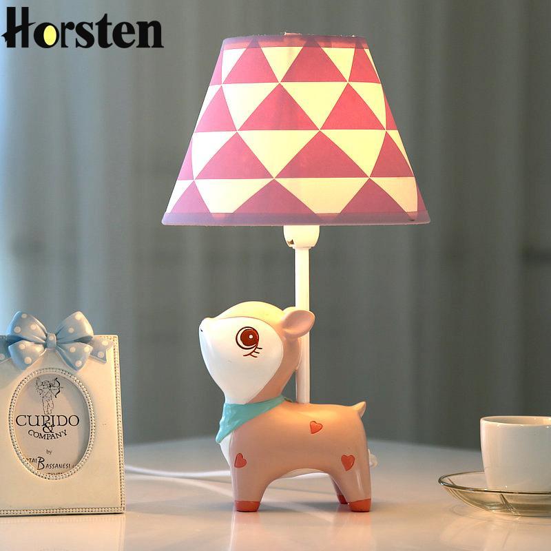 Mini Lampe Cerf Mignon Maison Chevet Table Creative Chambre Bébé De La Enfants Lumière Pour Led Décoration Bureau c3lK1JTF