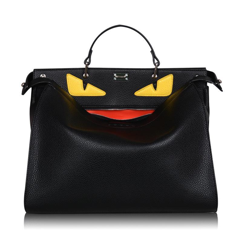 58a4c2c1b132 Tisfire Monster Bags Handbags Women Men Famous Brand Top Handle Bag Luxury  Designer Business Laptop Bag Shoulder Crossbody Sac 2018 Duffel Bags Ladies  Purse ...