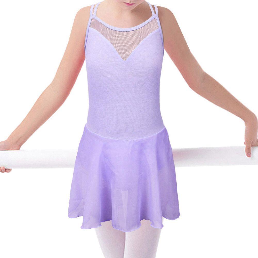 8594437cd0b6 2019 BAOHULU Ballet Gymnastics Dress Tutu For Girls Ballet Leotards ...