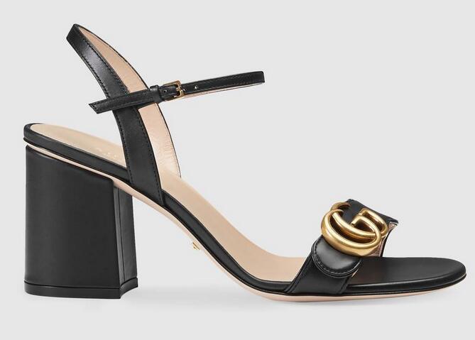 Para Tacón Bombas Medio Mujer 2019 Vestir Vestidos Lolita Sandalias Zapatos Tacones De 2018 Altos Piel gy7Yf6b