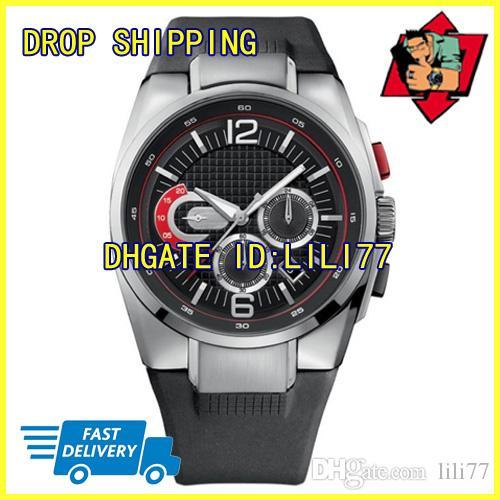 bed06473f0e Compre 100% ORIGINAL JAPÃO MOVIMENTO Dos Homens Correia De Silicone  Esportes Relógio Cronógrafo HB1512735 HB1512736 De Lili77