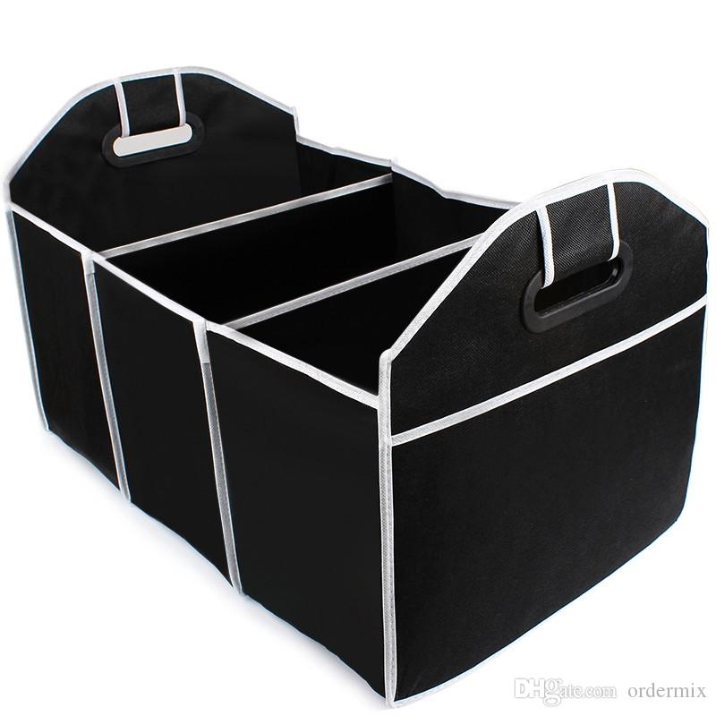 car trunk organizer car toys food storage container bags box styling