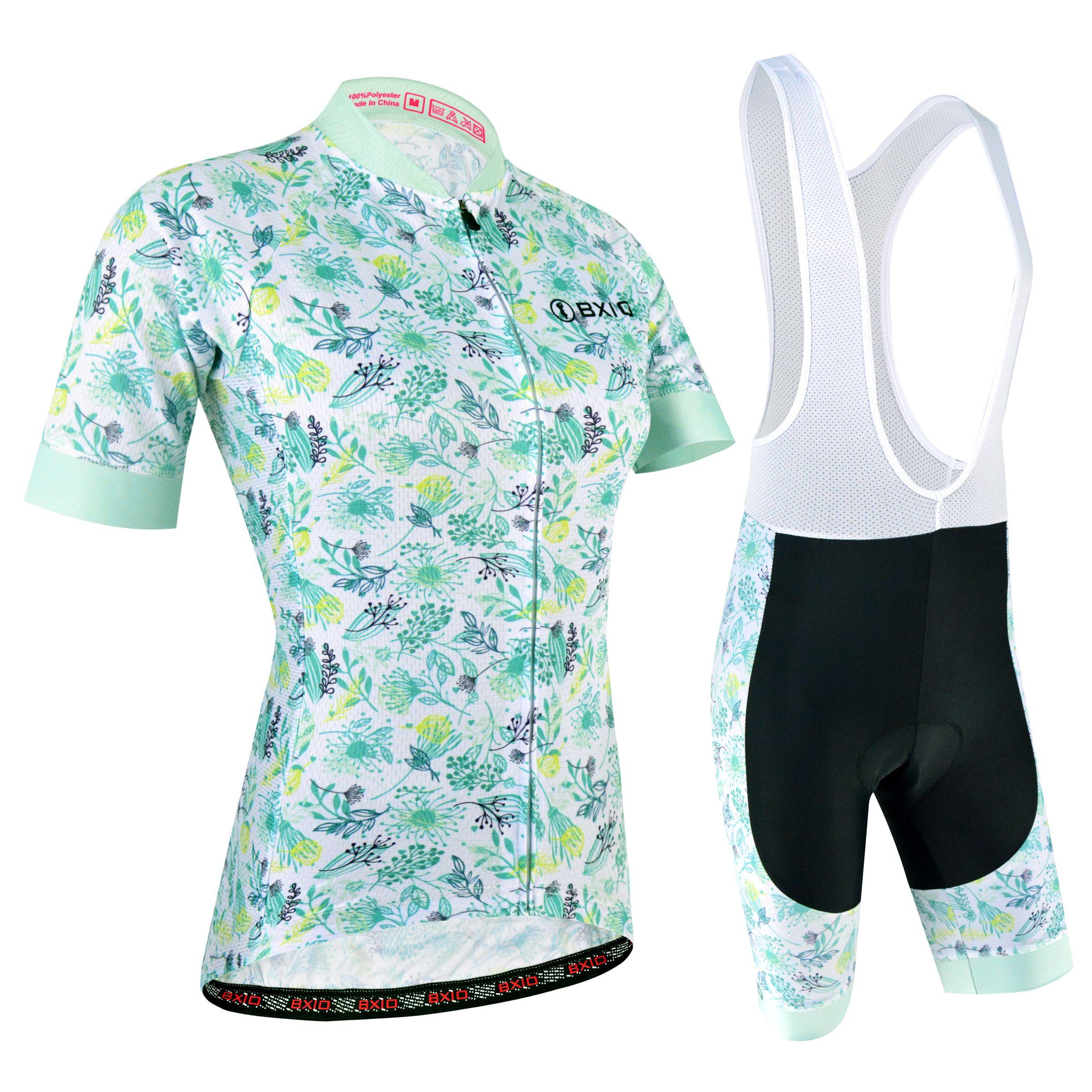 2018 BXIO Brand Women Cycling Clothing Summer Short Sleeve Cycling ... 991ebbf19