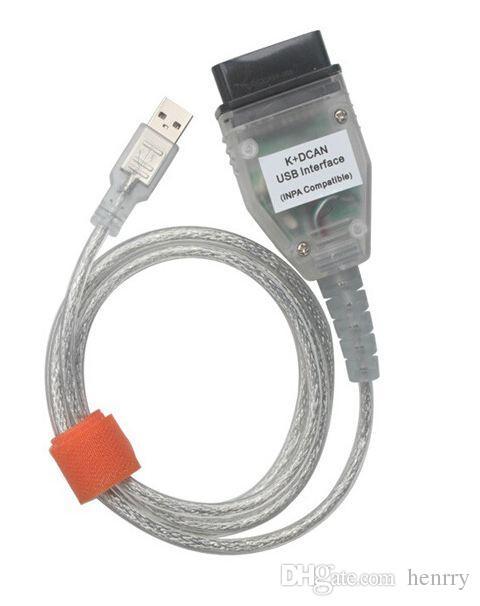 BMW INPA K + CAN AUT0診断ツールINPA USBケーブルカー修理BMW INPA