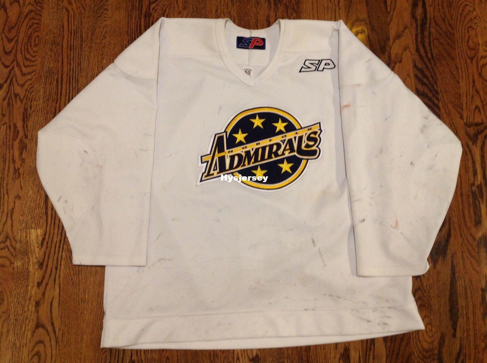 2019 New Cheap Custom AHL Norfolk Admirals Practice Jerseys Stitched Men S  Hockey Jersey From Hysjersey 5106ca98a97