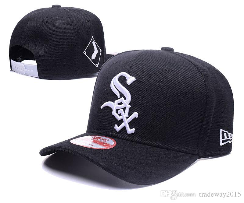 b6824e6ff7e29 2018 Sports Chicago Hat Baseball Sox Cap Embroidery Thounds Styles Outlet Snapback  Adjustable Snapbacks Sport Hat Basket Ball Cap Baseball Online with ...