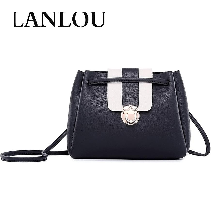 New Women s Casual Wild Bucket Bag Fashion Trend Diagonal Small Bag Korean  Version of the Shoulder Bag Handbag Small Backpack Shoulder Bags Online  with ... febe2caf89