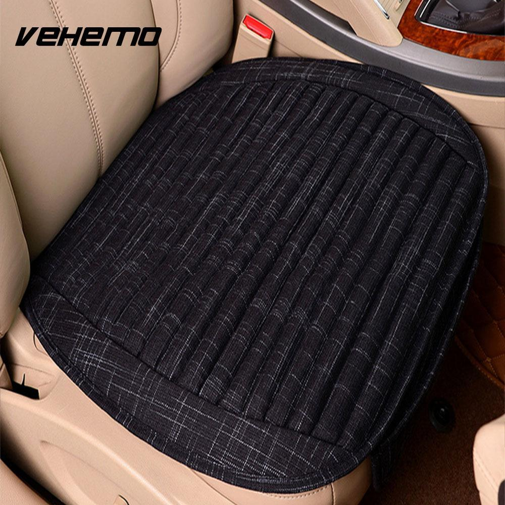 Truck Driver Seat Cushion >> Vehemo Front Driver Chair Seat Cover Truck Lavender Cushion Durable Seat Cushion Protector Car Front Mat