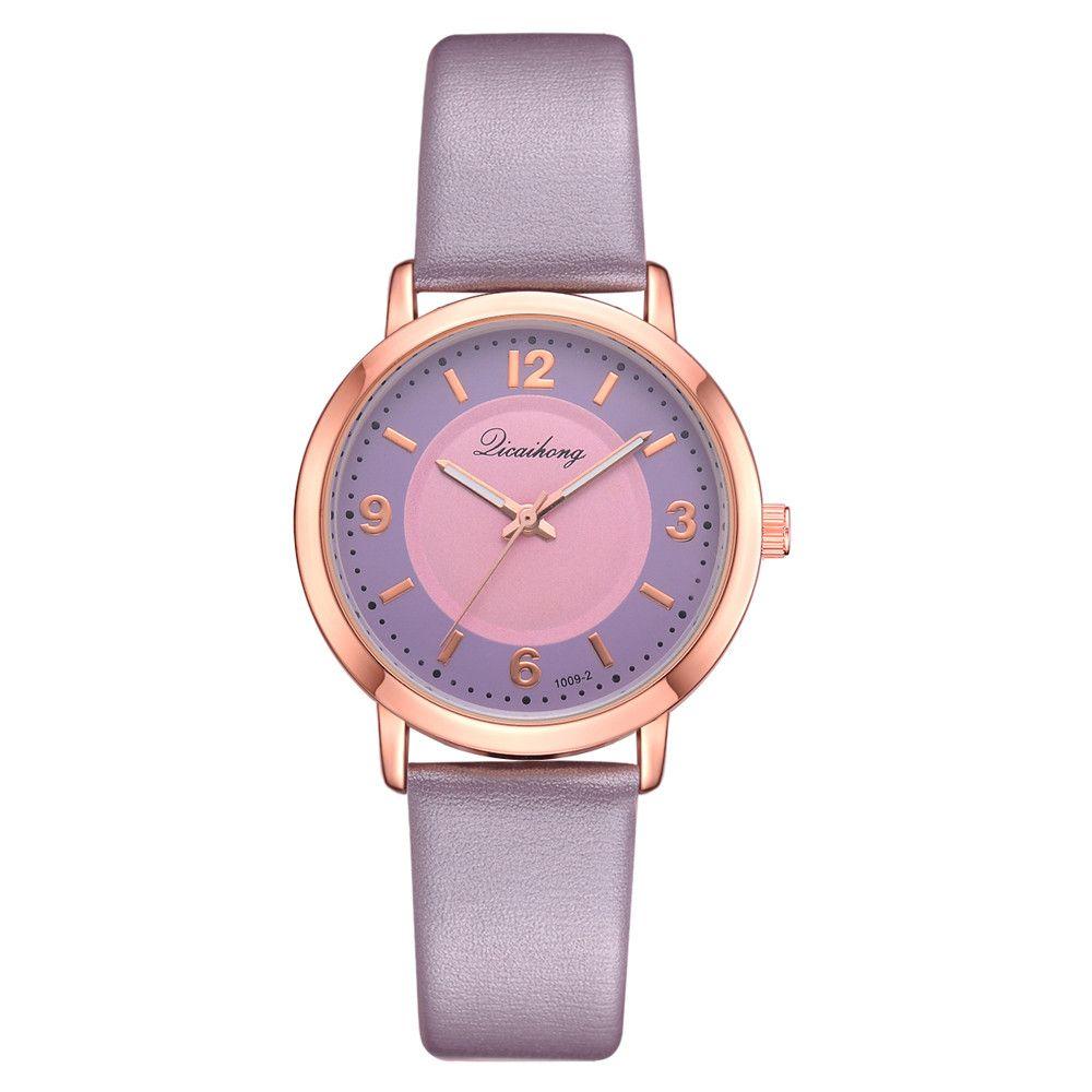 5fda6e75e Quartz Watches Women Watch Zhou LianFa Fashion Leisure Set Auger Leather  Stainless Steel Watch Drop Shipping C927 Best Watch Deals Waterproof Watch  From ...
