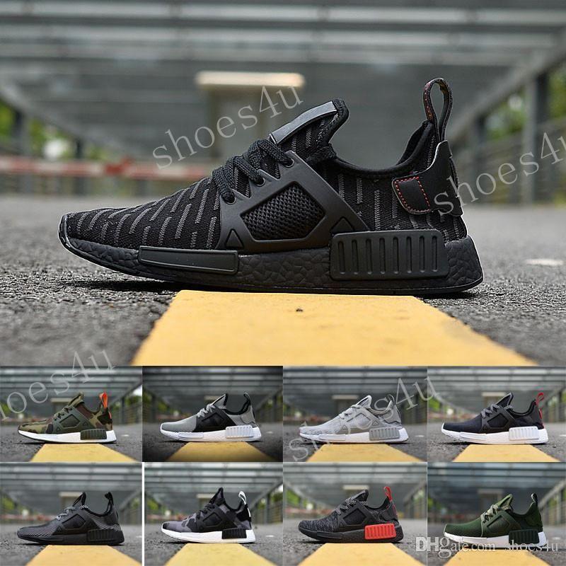 adidas nmd xr1 pk schwarz