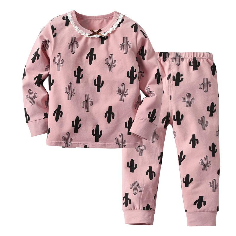 a08df4523 Kids Baby Household Clothing 2018 Boys Or Girls Cotton Printing ...