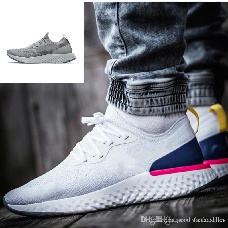 half off d5d74 31046 Nike Air Max Supreme Vapormax Off White Nmd Adidas Boots Epic React AQ0067  Ashion Summer Knit Triple Negro Blanco Entrenador Zapatillas Deportivas  Para ...