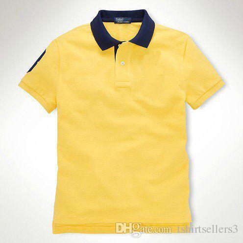 무료 배송! 9 stlye 100 % Cottom 여름철 인기 클래식 한 남성 반팔 티셔츠 반소매 티셔츠 반소매 선택 핫 할인