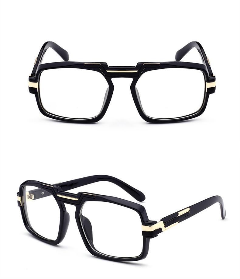 65425ab58bcc9 New Rectangle Sunglasses Luxury Men Women Brand Designer Popular Full Frame  Sunglasses High Quality UV Protection Fashion Leopard Glasses Baby  Sunglasses ...