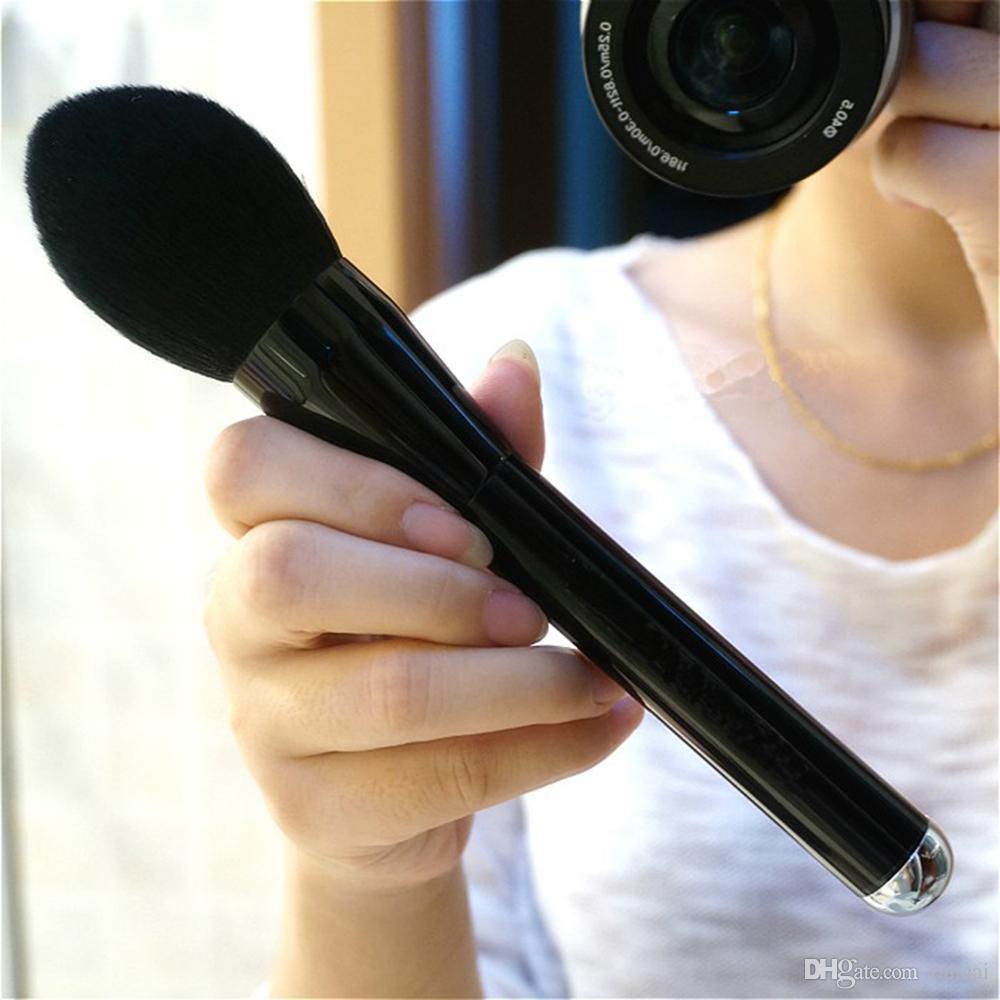 فرشاة كبيرة مسحوق الوجه أحمر الخدود مستحضرات ماكياج أدوات التجميل فرش مؤسسة الجمال pinceis دي maquiagem