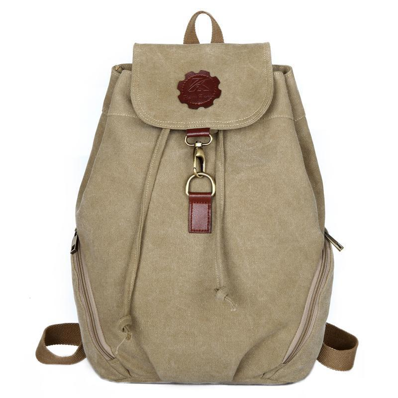 666bc5795a Fashion Bags Backpack Style Men Women Backpacks Canvas Student School Bags  Girl Backpacks Female Casual Travel Bag Ladies Rolling Backpack Toddler  Backpacks ...