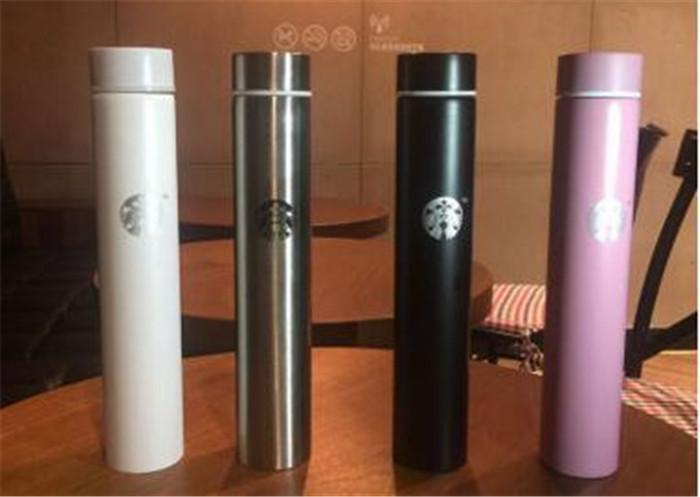 Sucker Classical Thermal Water Long Mug Colorful Stainless Steel Bottle Starbucks Cup Insulation Coffee O8Pwk0XZNn