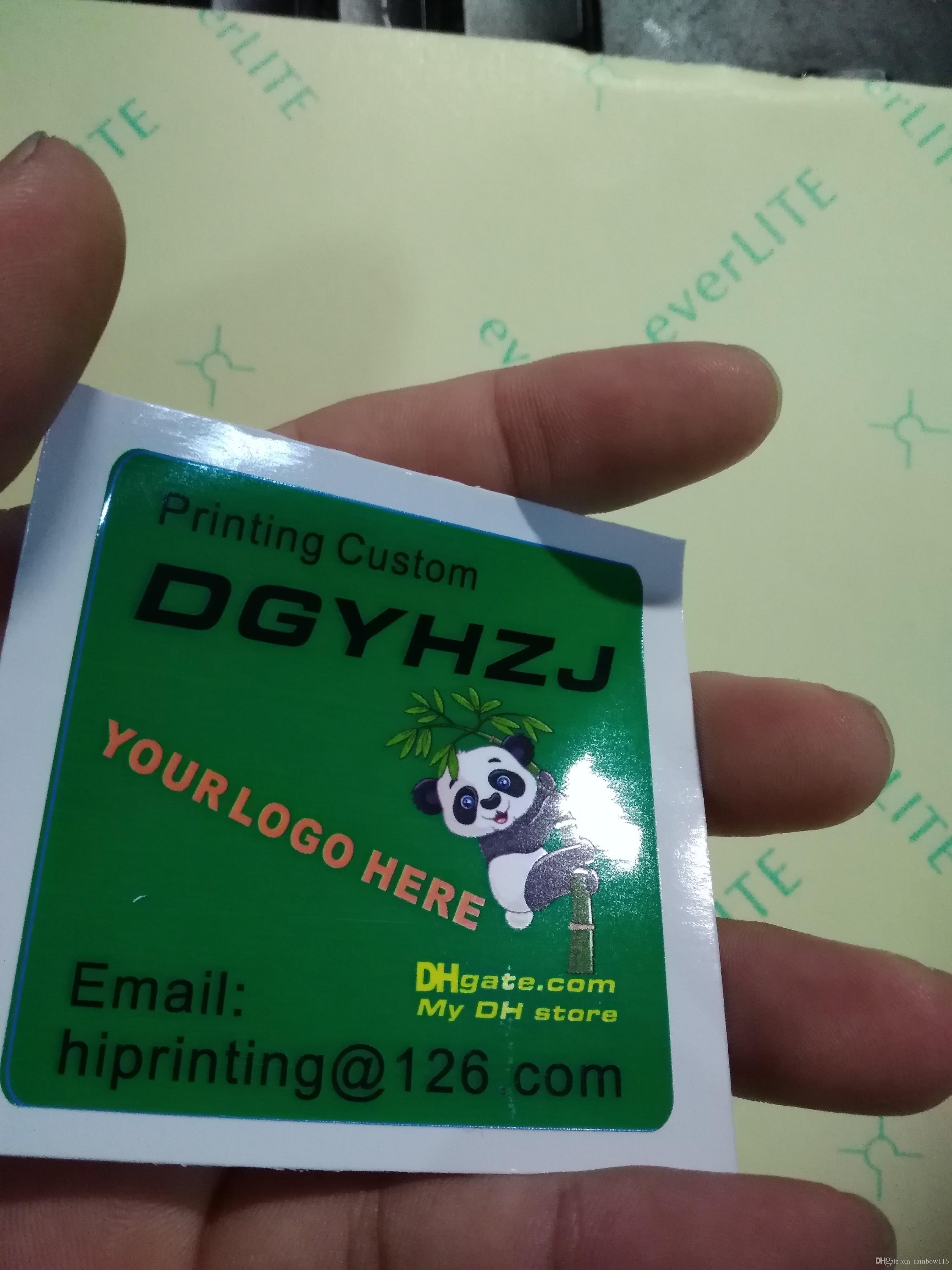 Glossy clear epoxy dome sticker custom stationery stores online paper shops from rainbow116 251 26 dhgate com