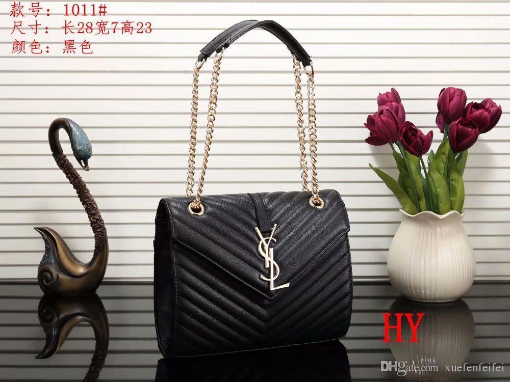 2018 Luxury Brand Handbags Women Shoulder Bags Fashion Designer Ladies  Leather Bags Female Business Bolsas Drop Shipping Handbags Wallets Fashion  Bags ... a6a39942c8f2c