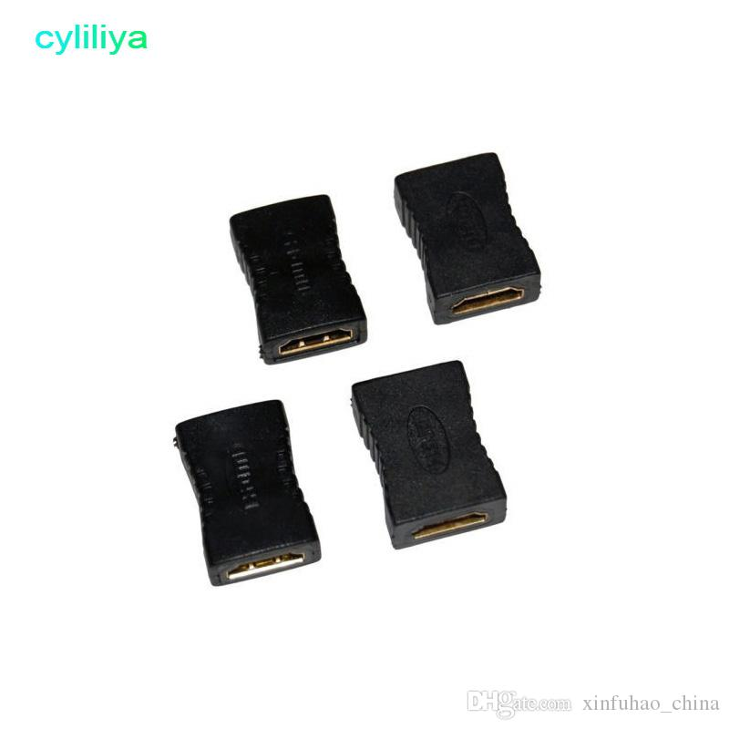 All'ingrosso / HDMI femmina a femmina connettore estensore connettore video HDTV HDCP 1080P