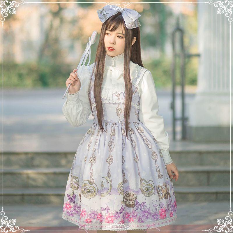 Envoyer un message privé Lolita-robe-jsk-harnais-robe-japonaise-douce