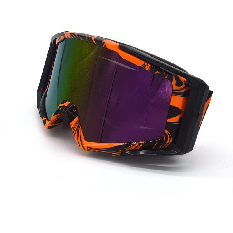 fc279bfe735 Evomosa Motocross Goggles Motorcycle Glasses Cycling Outdoor Off ...