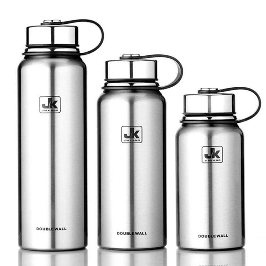 GFHGSD Stainless Steel Insulated Thermos Bottle Vacuum Flask Large Capacity  Thermoses Thermal Coffe Garrafa Termica Sport Termos