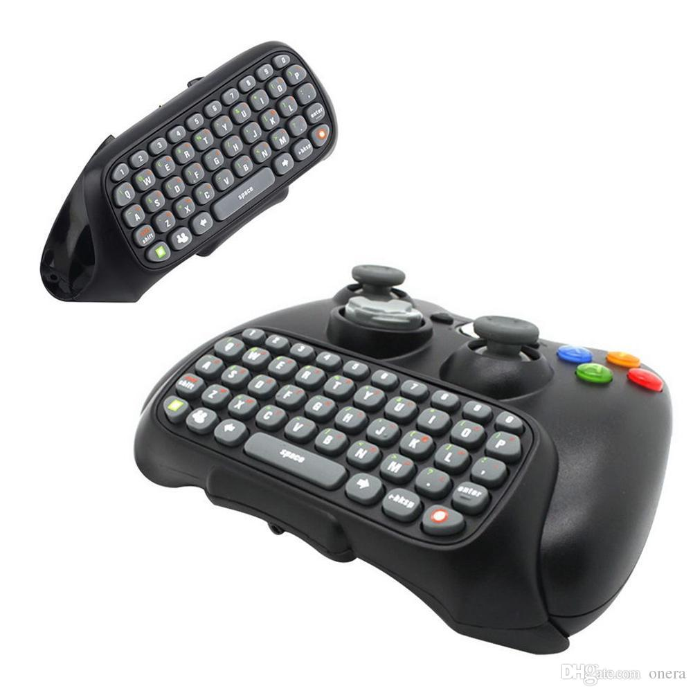 Game Accessory Wireless Text Messenger Game Keyboard Controller ...