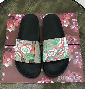 522761281 2019Women Slide Summer Korean Fashion Wide Flat Slippery With Thick ...