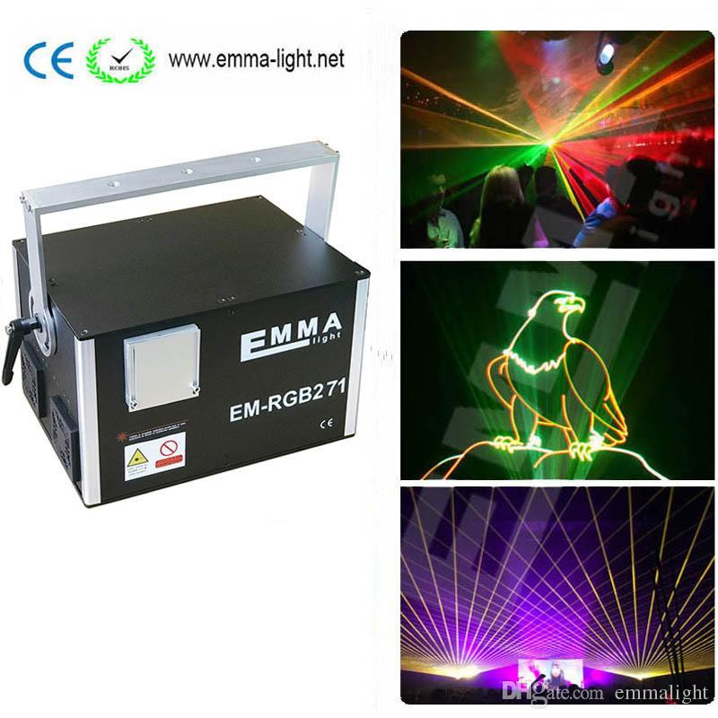 Professional RGB Laser Line Scan Beam DMX DJ Dance Bar Xmas Party Stage  Light
