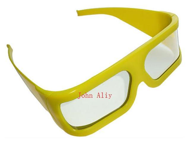 d83d5a80150 Wholesale Plastic Cinema 3d Linear Polarized Glasses