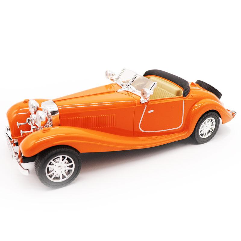 2018 Classical Plastic Car Model Toy Old Vintage Car Diecast Toy For ...