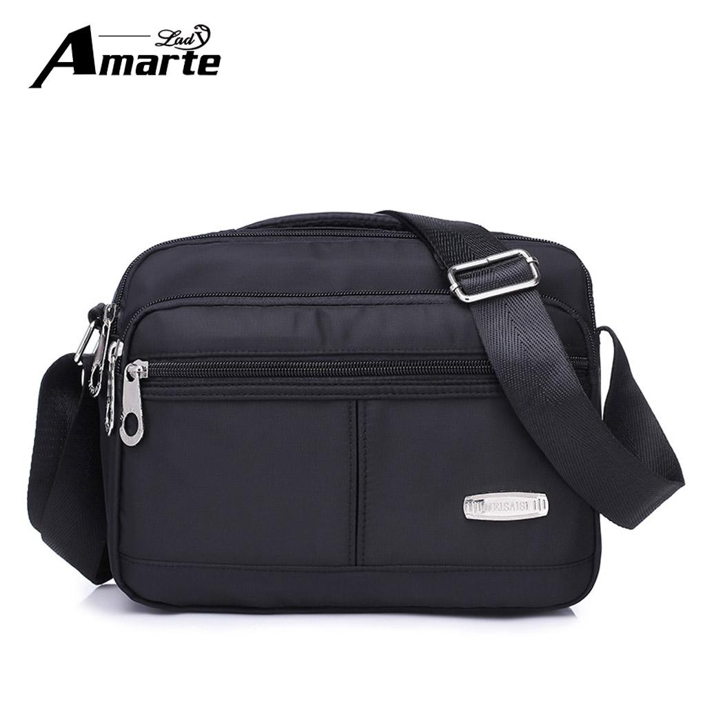 f6429472bc Aramte 2018 Men S Fashion Solid Color Zipper Canvas Shoulder Bag Crossbody  Bag Bags For Men Commerce Bolsas Feminina Bags Brahmin Handbags Messenger  Bags ...