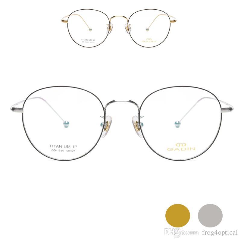 2018 Eyeglasses Prescription Glasses Frames Women Eyewear Pure ...