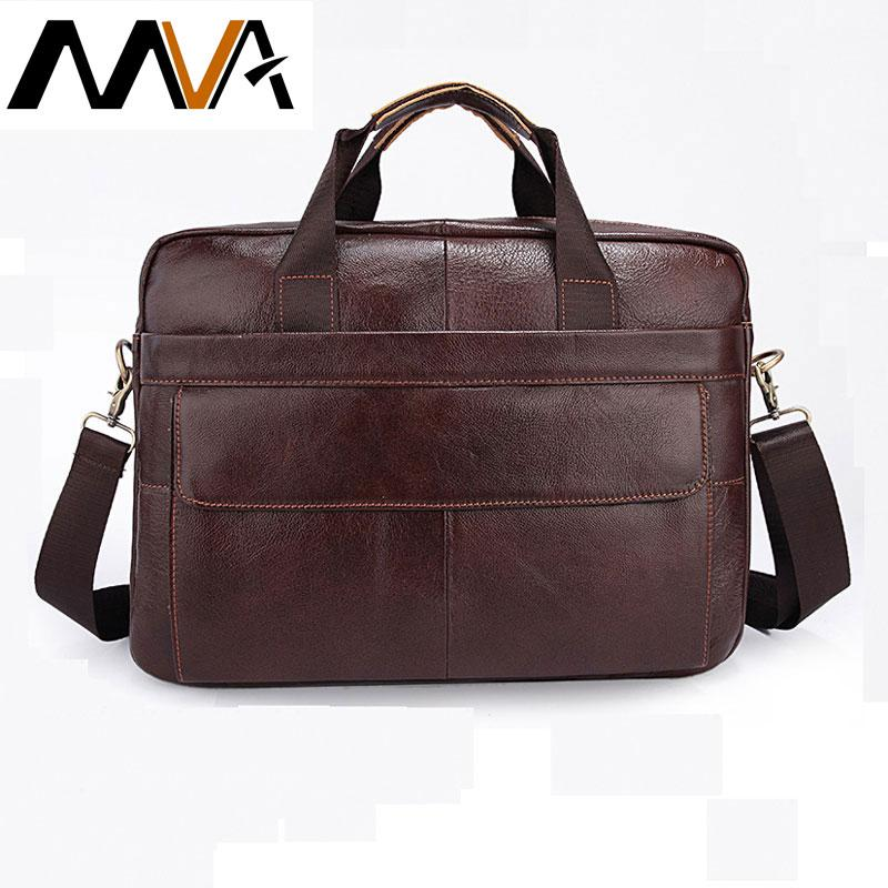 d2f6a9c8c6 MVA Men Briefcase Business Travel Briefcase Handbag Messenger ...