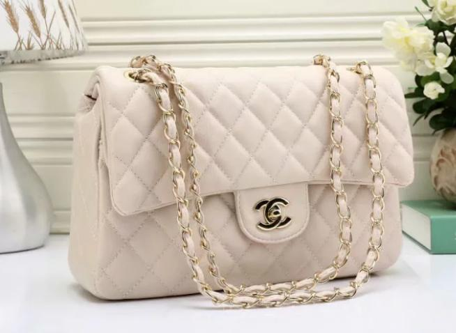 4d1fbb29ab03 2018 CHANEL brand Hot Sale Fashion Vintage Handbags Women Bags ...