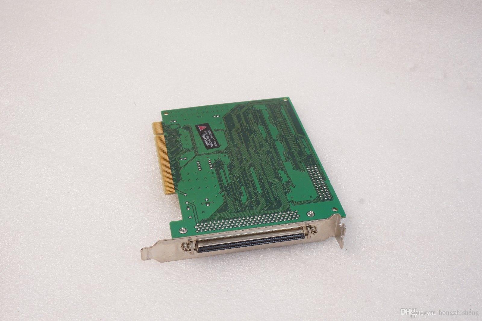 Orijinal PCI-8554 REV. A2 veri kartı% 100 mükemmel kalitede test edilmiştir.