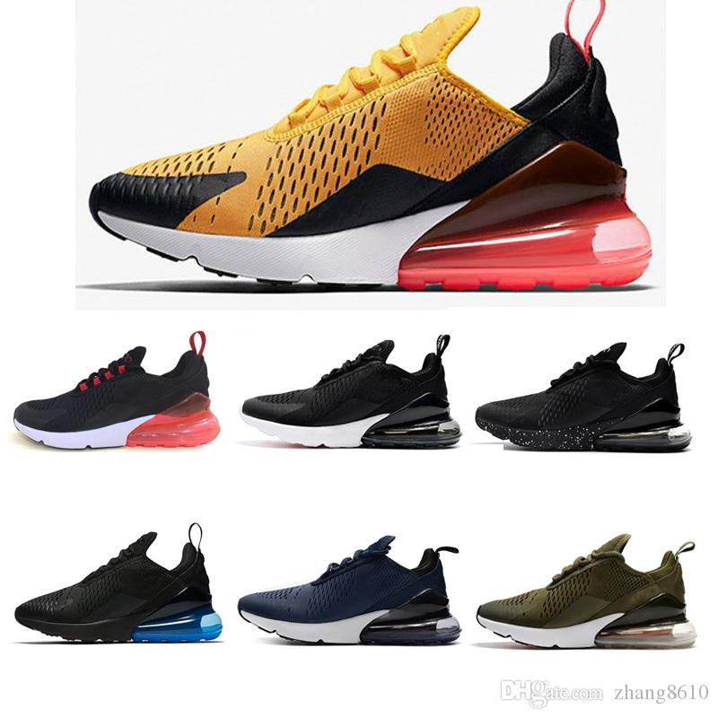 (with box)Newest 270 Teal Running shoes Navy Mens Flair Triple Black Trainer Sports Shoe Olive Bruce Lee Women 270s Blue 36-45 cheap price from china BeftHLzcgo
