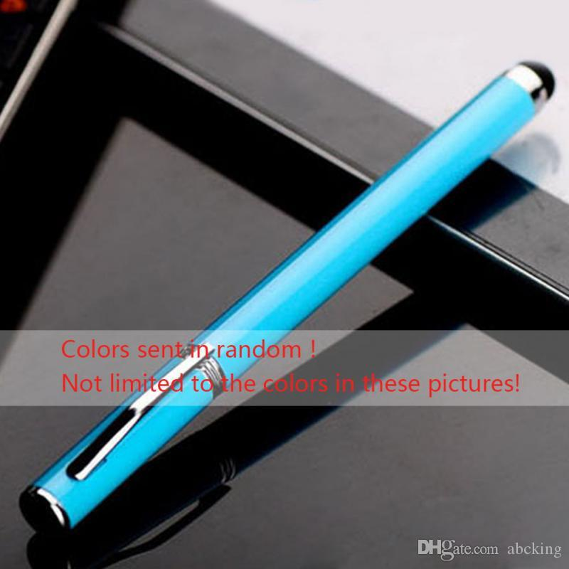 Multifunction Fine Point Round Thin Tip Touch Screen Pen Capacitive Stylus Pen For iPhone Smart Phone Tablet iPad