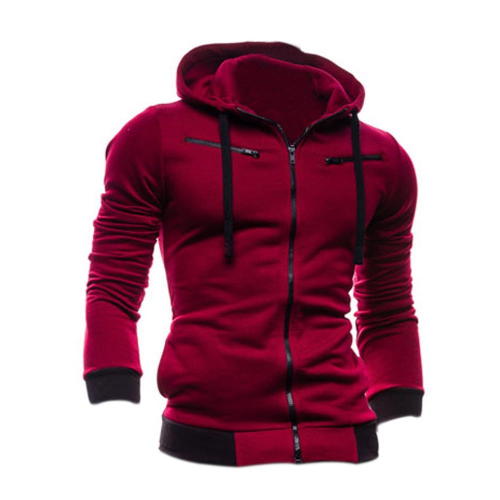 b3db16b400 2019 Hot Sale Cardigan Men Hoodies Jacket Brand Clothing Fashion Zip Hoodie  Man Casual Slim New Hoody Sweatshirt Sportswear Moletom From Mangcao