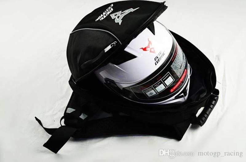 new fashion multifunction helmet hard shell waterproof backpack motocross mochila moto luggage double shoulder backpack Reflective bags