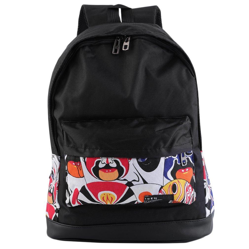 0bc61a304a Women Men Unisex Travel Backpack Bag School Black Rucksack Casual Graffiti  Popular Worldwide Sale Kids Backpacks Dakine Backpacks From Xiamenshoes, ...