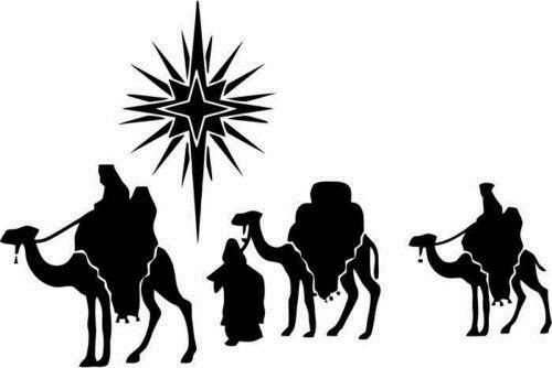 Car Styling For Three Wise Men Religion For Car Window Truck Laptop Vinyl Decal Sticker