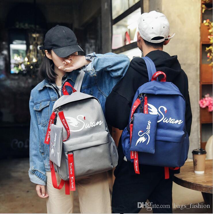 Women Backpacks For Teenage Girls Floral Printed School Bags Travel Leisure  Laptop Backpack Female Canvas Backpacks DHL Kids School Bags Bags For School  ... 61ab39196dc09