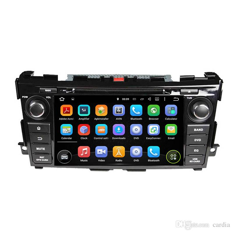 Car DVD player for NISSAN Tenna Altima 8inch Andriod 6.0 with GPS,Steering Wheel Control,Bluetooth, Radio,2GB RAM