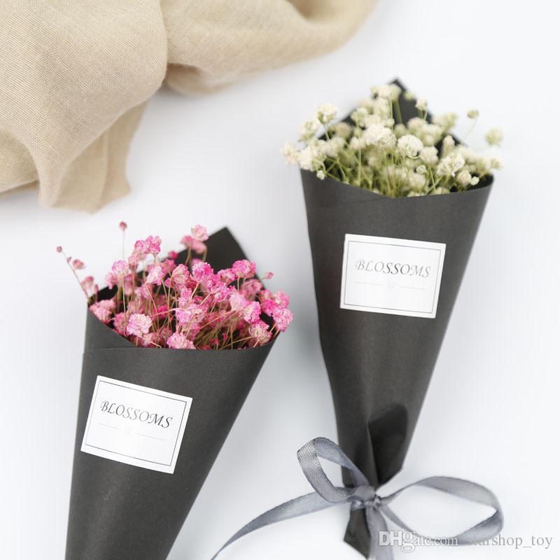 2018 New Real Touch Artificial Small Flower Bouquets With For Home ...