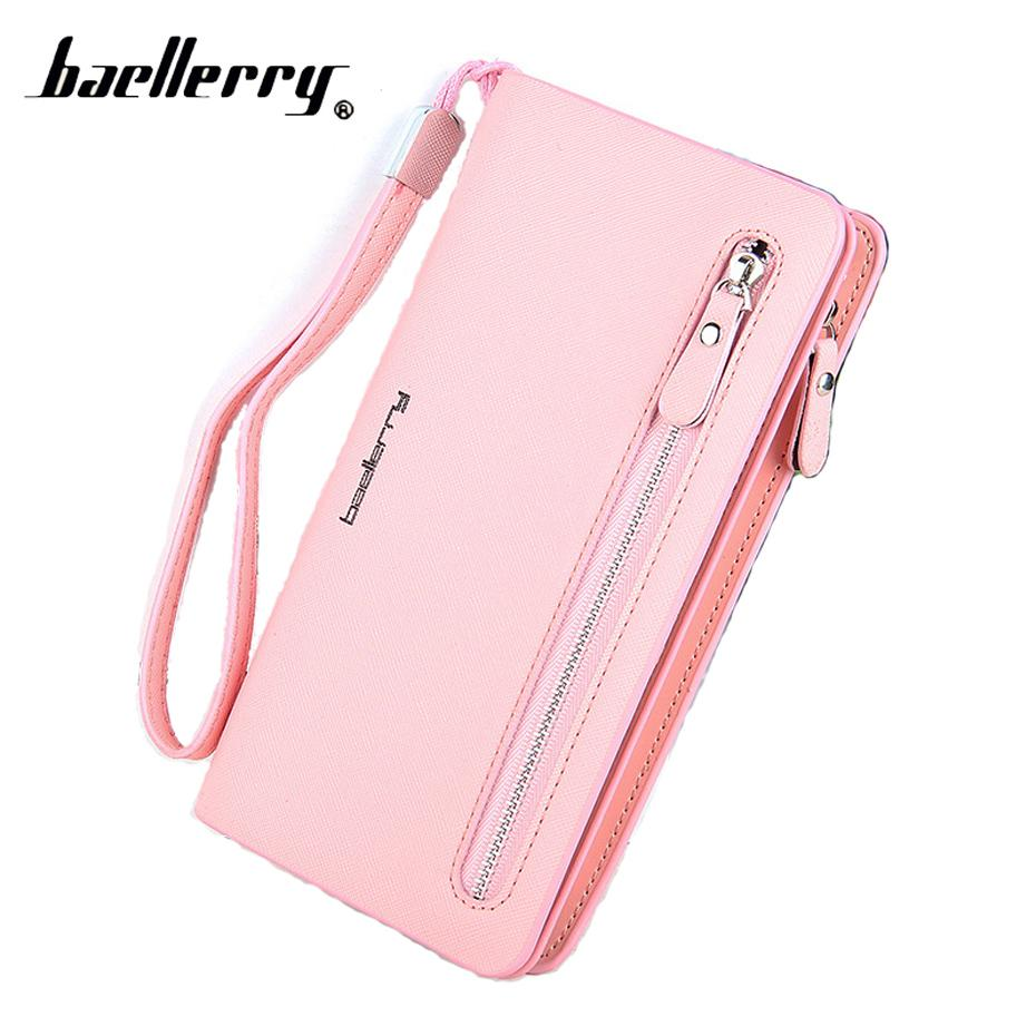 Lady Clutch Change Coin Purse For Girl Women Wallet Female Phone Bag Zipper Pouch Money Case Partmone Kashelek Portmann Partmane
