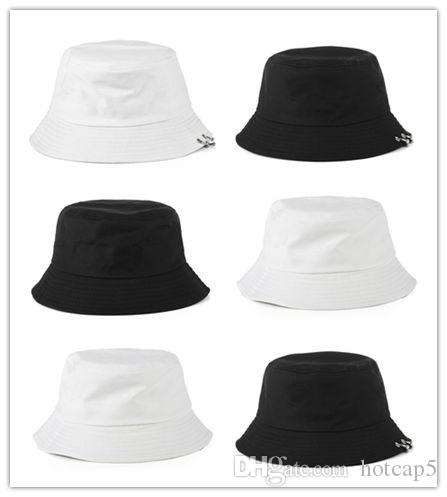 04343760874 Plain Cotton Bucket Hats For Adults Mens Womens Fishing Caps Blank Summer  Beach Fisherman Cap Printing Embroidery Logo Compton Cap Baseball Caps For  Women ...