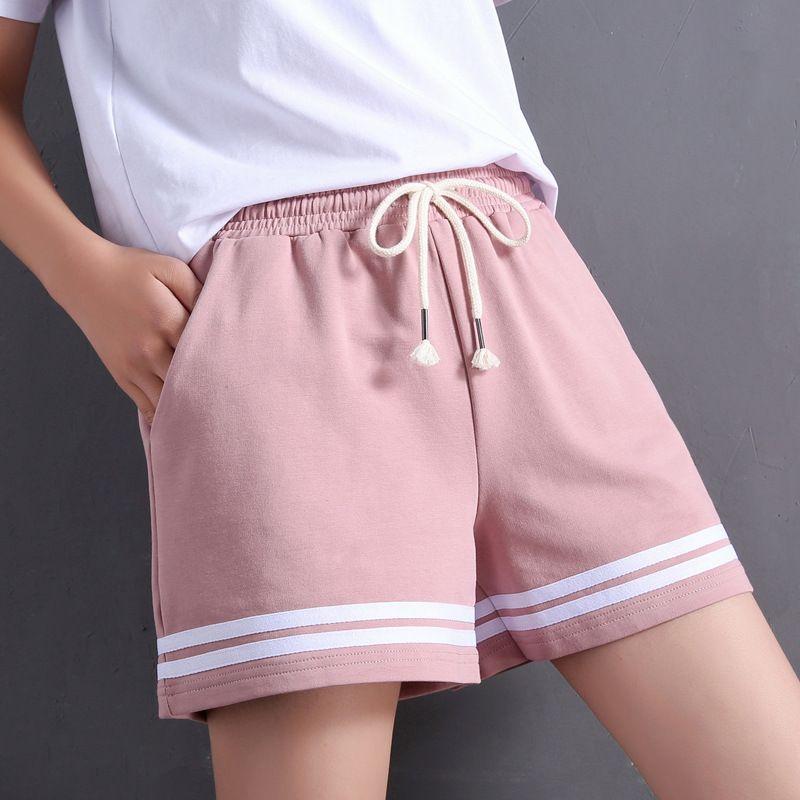 8fea057310d Sport Running Loose Pants Summer Cotton Shorts Hallen Casual Women s ...